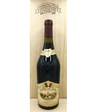Caves Jean Bourdy Cote du Jura Rouge 2018 750mL