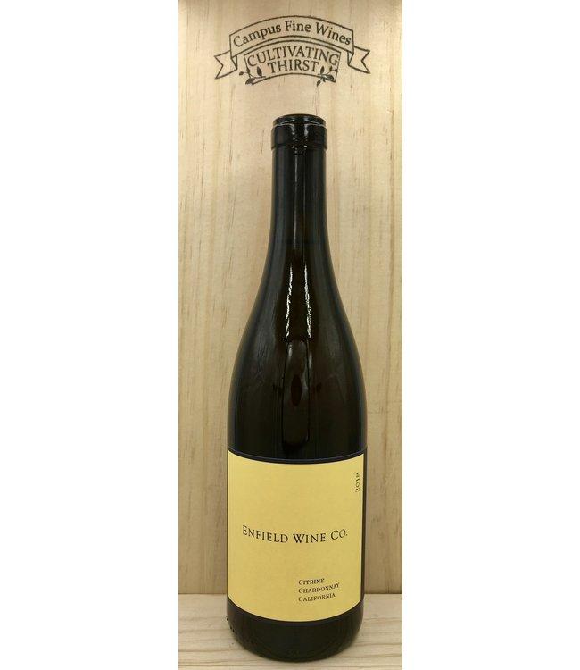 Enfield Wine Co Chardonnay Citrine 2018 750mL