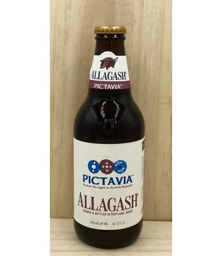 Allagash Pictavia 12oz bottle 4pk