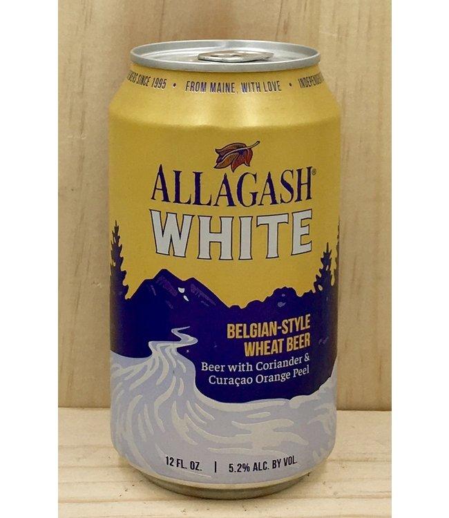 Allagash White 12oz can 12pk