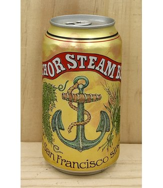 Anchor Steam 12oz can 6pk