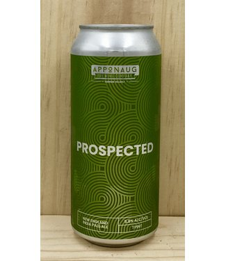 Apponaug Prospected NEIPA 16oz can 4pk