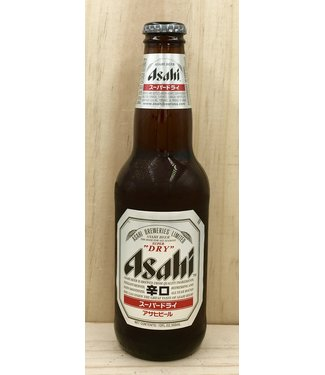 Asahi Beer 12oz bottle 6pk