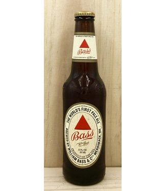 Bass 12oz bottle 6pk