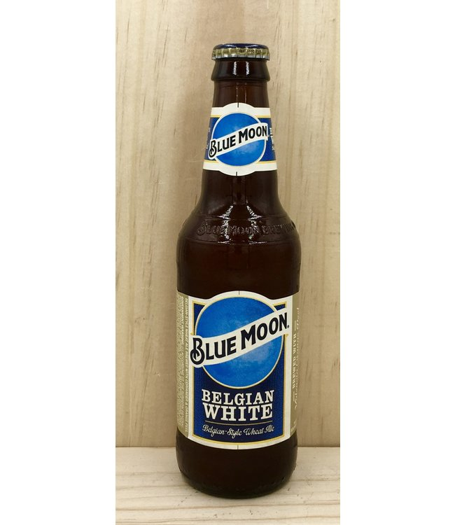 Blue Moon White 12oz bottle 6pk