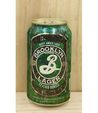 Brooklyn Lager 12oz can 6pk
