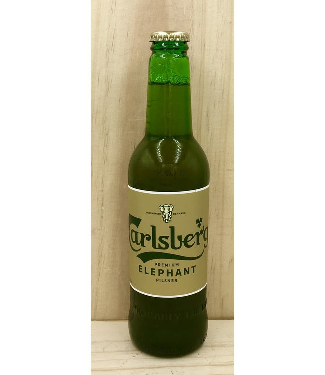 Carlsberg Elephant 12oz bottle 6pk