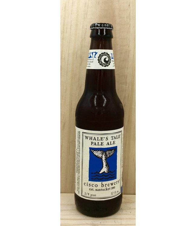 Cisco Whales Tale Pale Ale 12oz bottle 6pk
