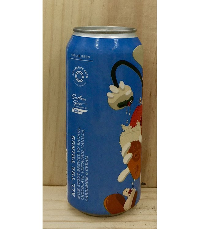 Collective Arts All the Things 16oz can 4pk