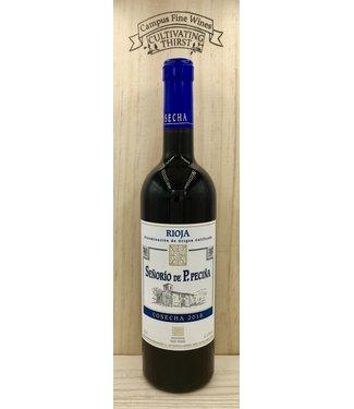 Bodegas Hermanos Peciña Rioja Señorío de P. Peciña 2018 750mL