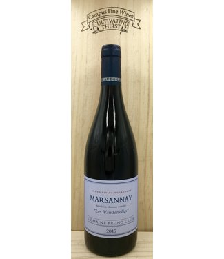 Bruno Clair Marsannay Rouge Les Vaudenelles 2017 750ml