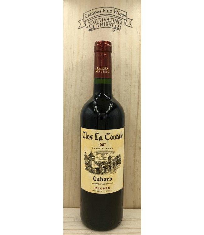 Clos La Coutale Cahors 2019 750ml