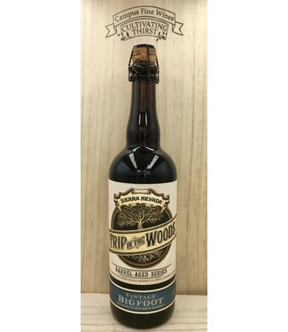 Sierra Nevada Barrel-Aged Vintage Bigfoot 750ml