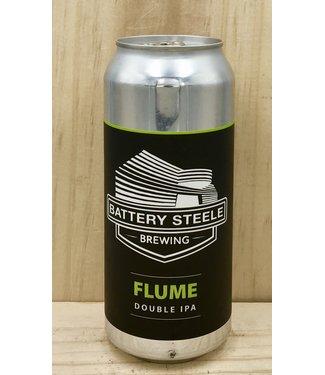 Battery Steele Flume DIPA 16oz can 4pk