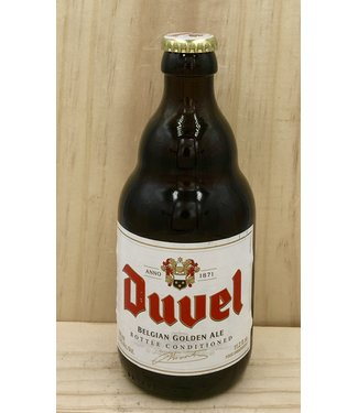 Duvel Belgian Golden Ale 12oz bottle 4pk