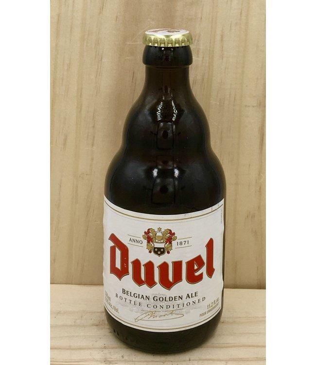 Duvel Belgian Golden Ale 12oz bottle 4pk