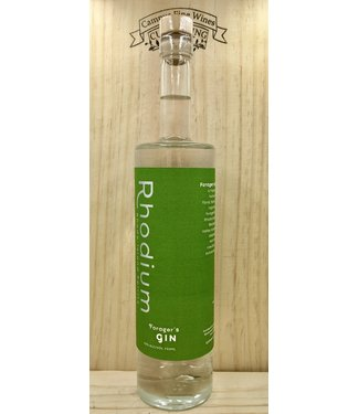 RI Spirits Rhodium Foragers Gin 750ml