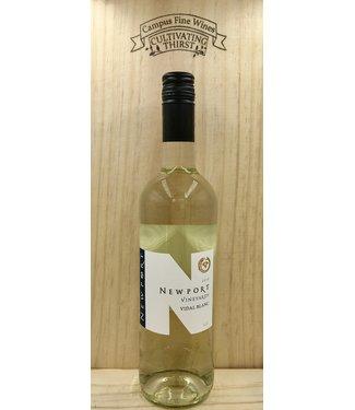 Newport Vineyard Vidal Blanc 2018