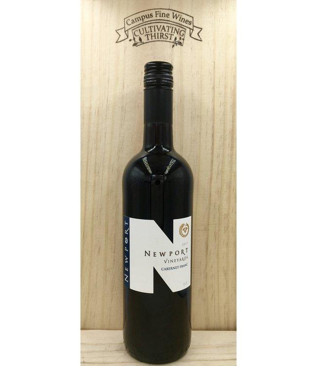 Newport Vineyards Cabernet Franc 2017