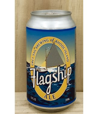 Grey Sail Flagship Ale 12oz can 6pk