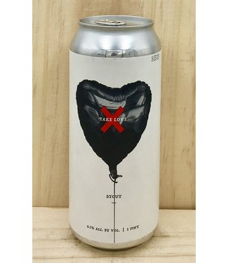 Newport Storm Fake Love stout 16oz can 4pk