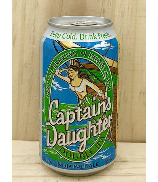 Grey Sail Captains Daughter 12oz can 4pk