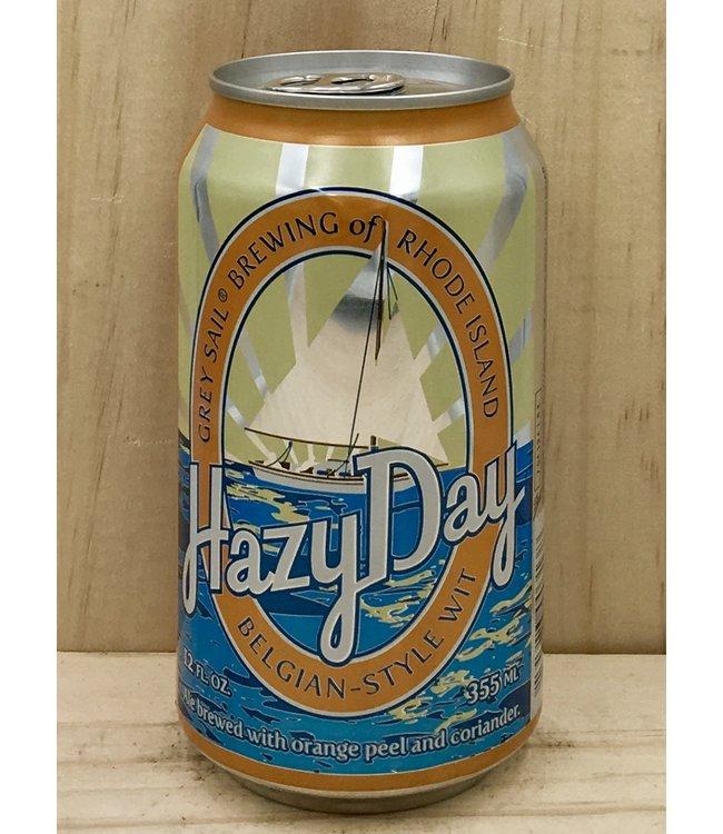 Grey Sail Hazy Day 12oz can 6pk