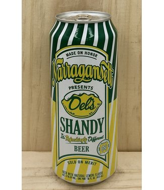 Narragansett Del's Shandy 16oz can 6pk