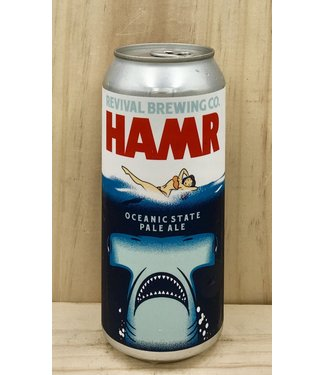 Revival Hammer 16oz can 4pk