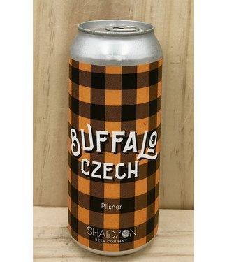 Shaidzon Buffalo Czech Pils 16oz can 4pk