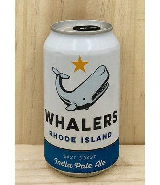 Whalers East Coast IPA 12oz can 6pk