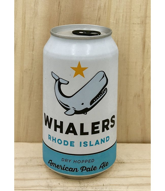Whalers The Rise 12oz can 6pk