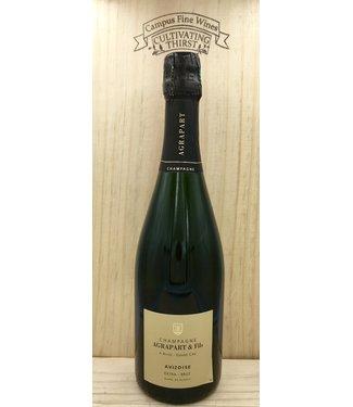 Champagne Agrapart Avizoise Extra Brut Blanc de Blanc 2010 750ml