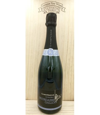 Champagne Bourdaire Gallois Extra Brut 750ml