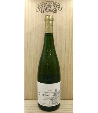 Chateau d'Epire Savennieres 2017 750ml