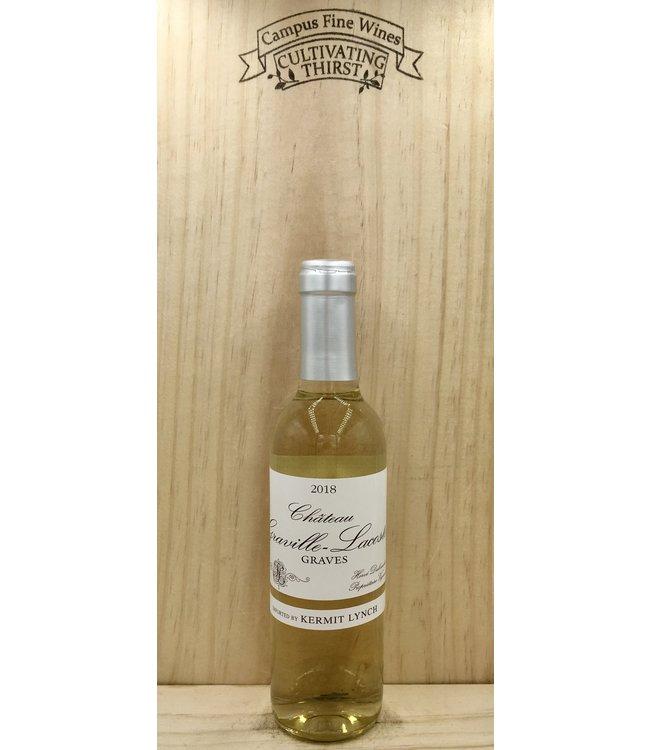 Chateau Graville Lacoste Bordeaux Blanc 2018 375mL