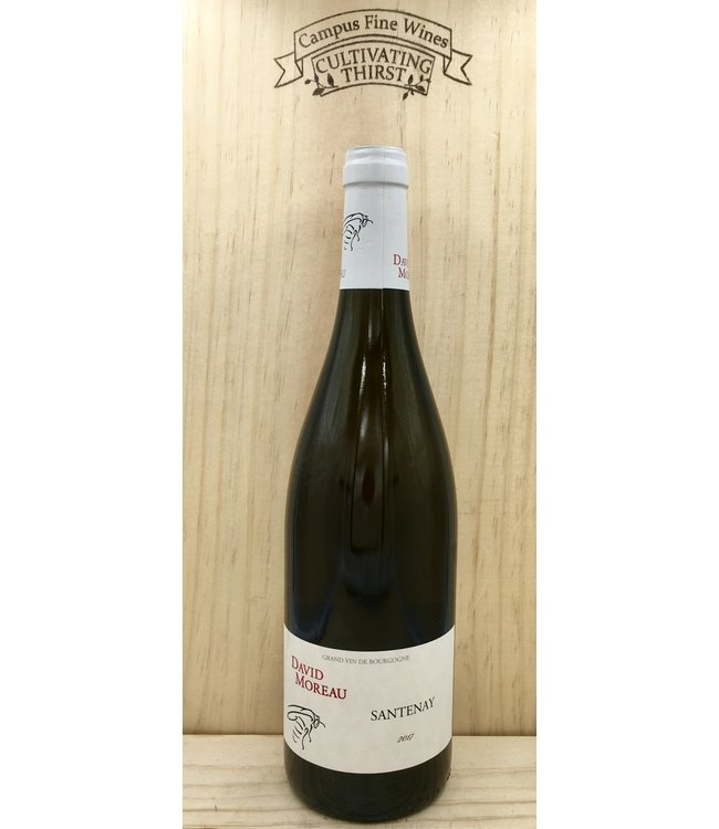 David Moreau Santenay Blanc 2017 750ml