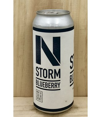 Newport Storm Blueberry 16oz can 4pk