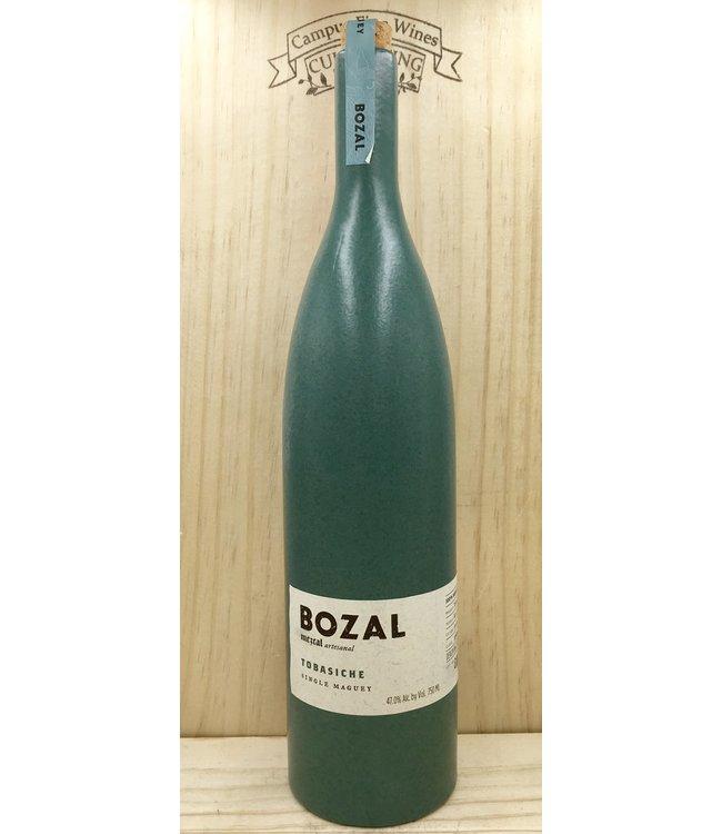 Bozal Tobasiche Single Maguey Mezcal 750ml