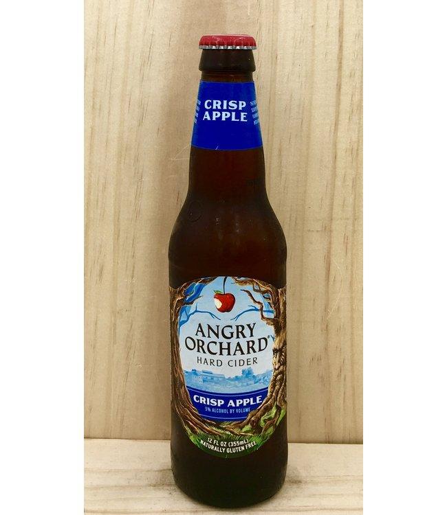 Angry Orchard Crisp Apple 12oz bottle 6pk