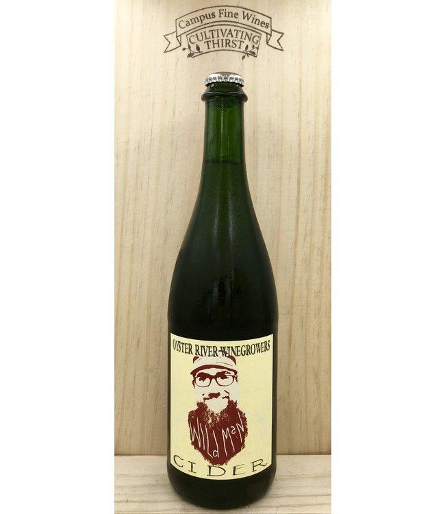 Oyster River Wildman Cider 750