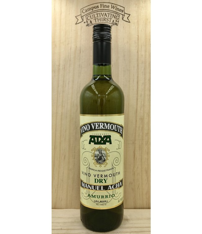 Manuel Acha Atxa Dry Vermouth