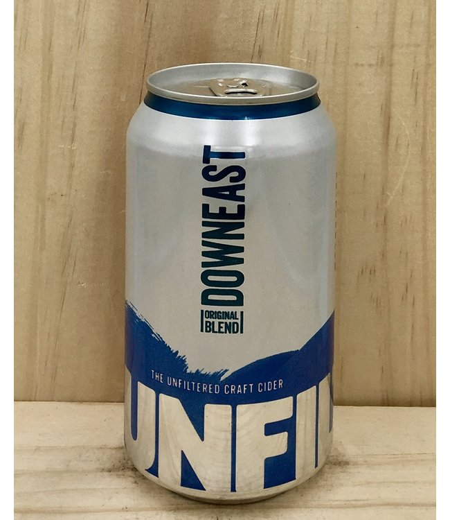 Downeast Cider 12oz can 4pk