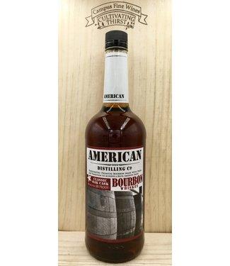American Distilling Bourbon 1lt