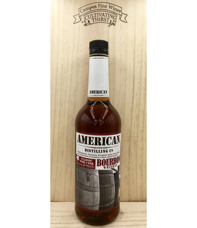 American Distilling Bourbon 750ml
