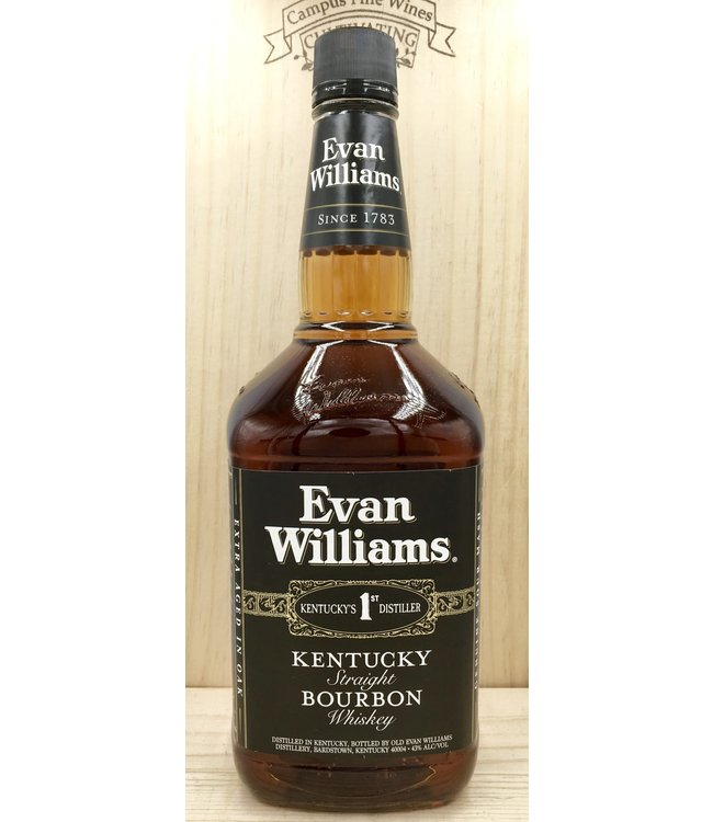 Evan Williams Bourbon 1.75ml