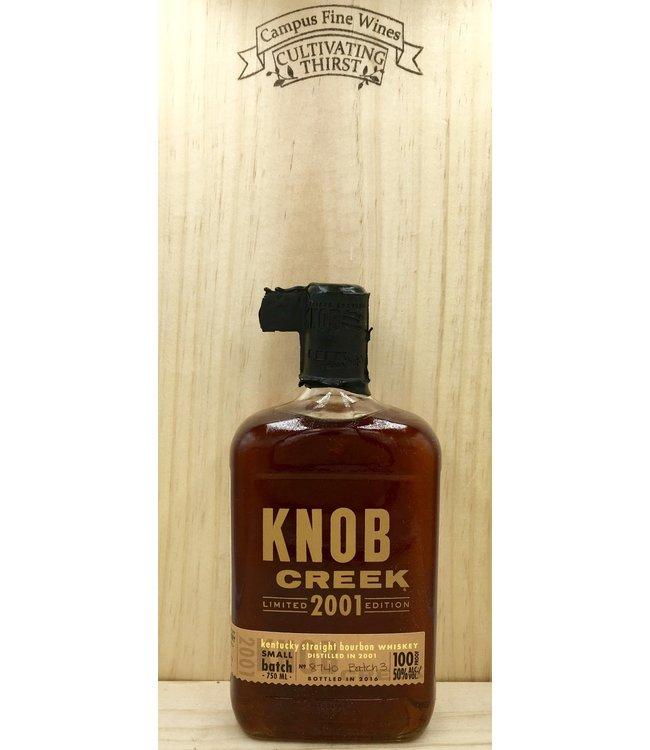 Knob Creek 14Yr Bourbon 750ml