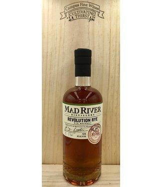 Mad River Revolution Rye 750ml
