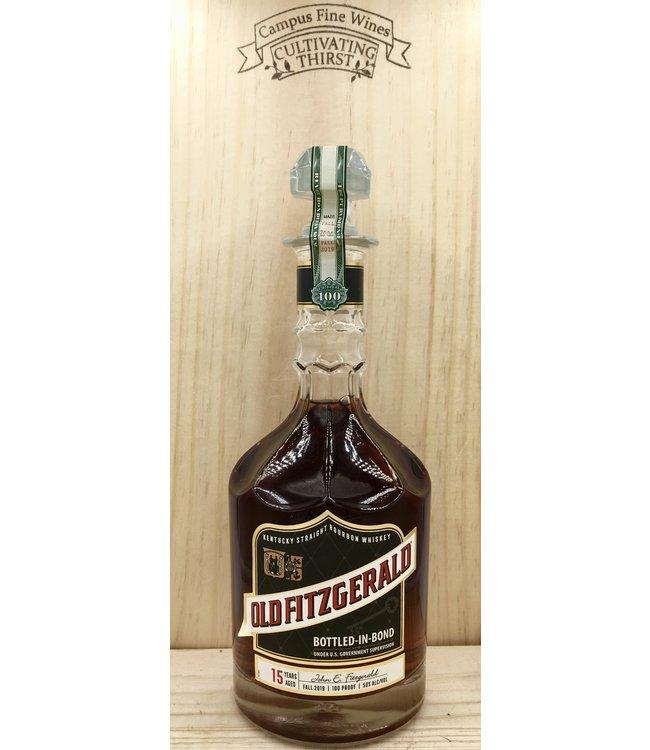 Old Fitzgerald 15Y Bottled in Bond Bourbon Fall 2019