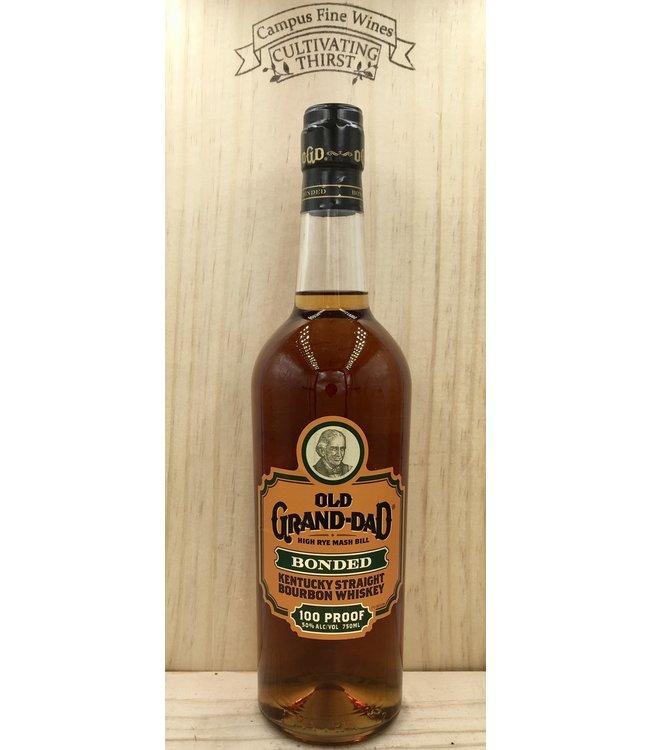 Old Gran Dad Bottled in Bond Bourbon 100 proof 750ml